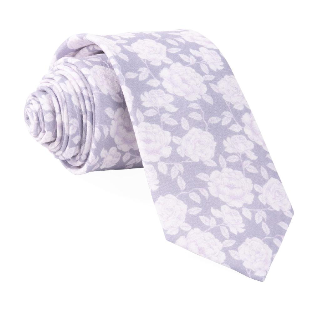 Bhldn Floral Gala Lavender Tie In 2020 Lavender Tie Ties Mens Light Purple Wedding