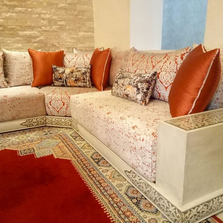 Safaa El Oualidi Sur Instagram Tissue Une Nouvelle Commande Home Room Design Living Room Designs Moroccan Home Decor
