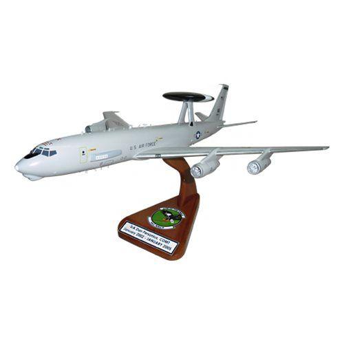 962 AACS E-3 Sentry Custom Aircraft Model