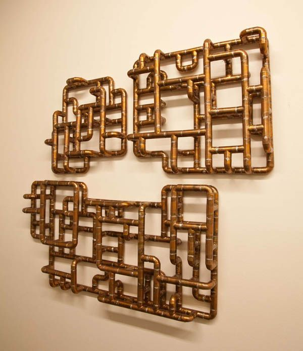 TJ Volonis Freshome 11 How Copper Tubing Can Be Transformed Into  Spectacular Furniture And Art