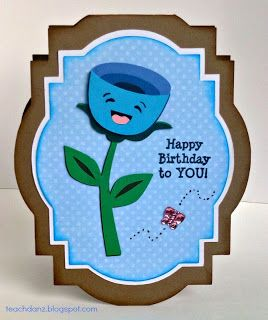 Teachdanz: Happy Birthday to You - PPPR DT day
