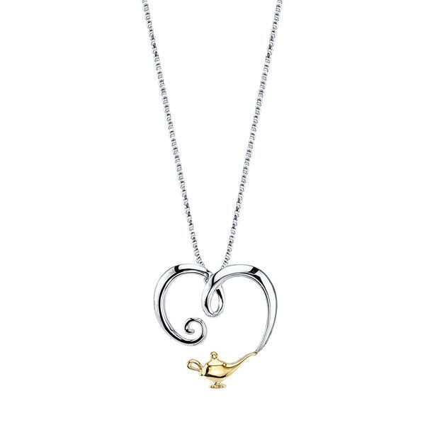 aladins silver necklaces and pendants