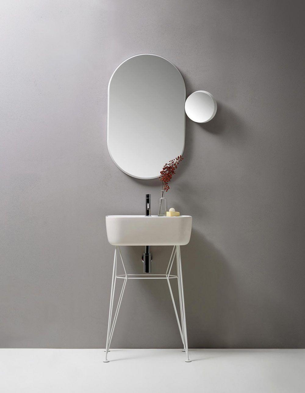 Forced Bathroom Remodel In: Float & Gravity