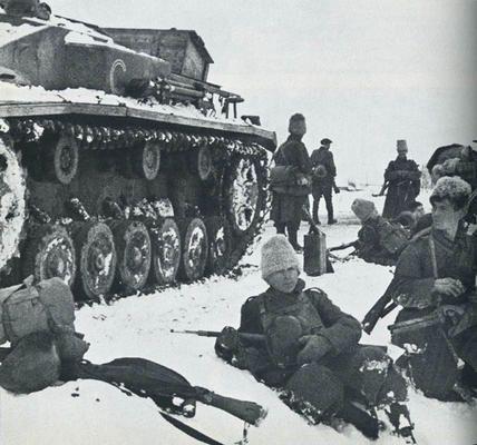 Romanian soldiers in Stalingrad | Battle of Stalingrad ...
