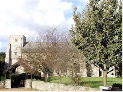 All Saints Church, Thornham