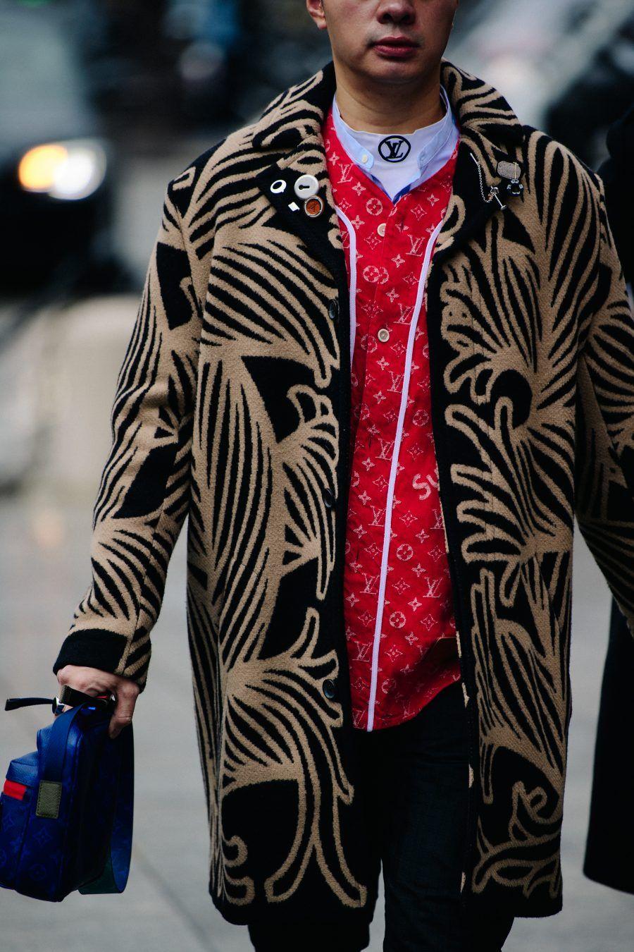 Le 21ème / After Louis Vuitton Paris Fashion,