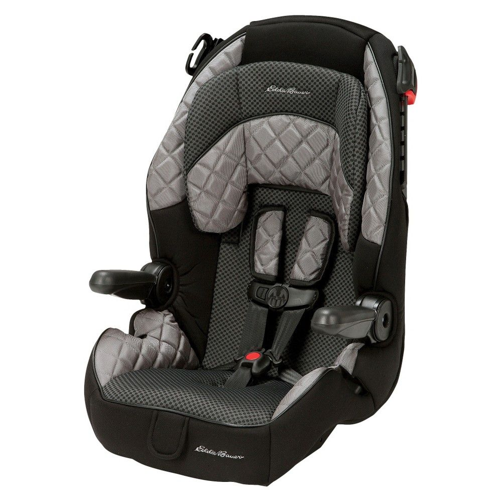 Eddie Bauer Deluxe Harness Booster Car Seat