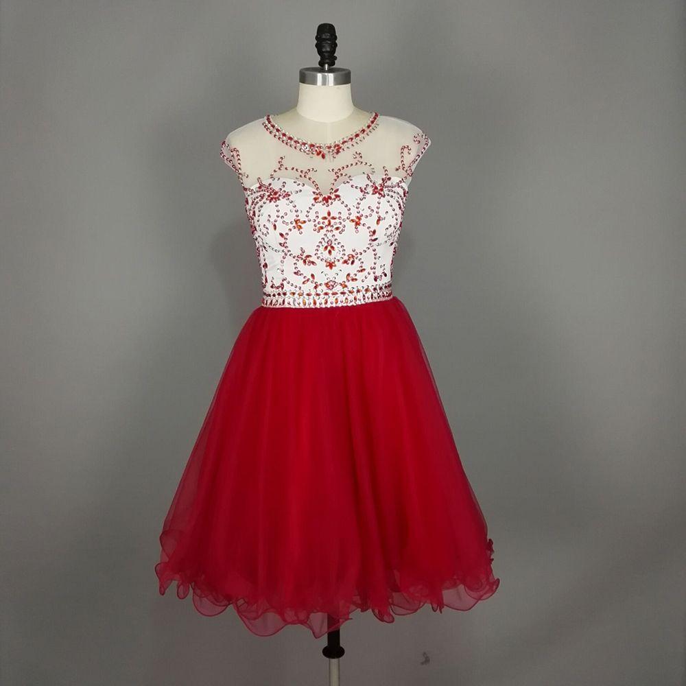 Graduation dressesred graduation dressesprom dressesshort red