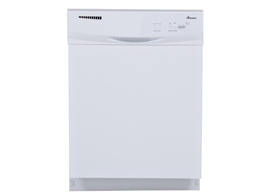 Amana Adb1100aww Is White Dishwasher 24 Inches Sell For Less Than