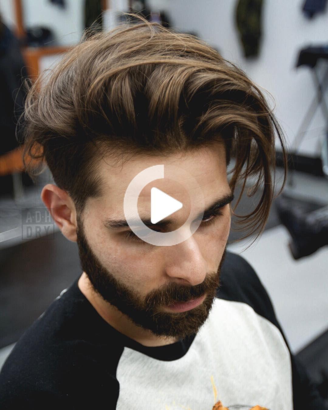 Wall Art En 2020 Coiffure Homme Long Cheveux Long Homme Pousse Des Cheveux