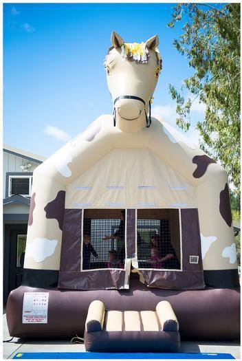 super id e d 39 animation pour anniversaire cheval louer un ch teau gonflable cheval game. Black Bedroom Furniture Sets. Home Design Ideas