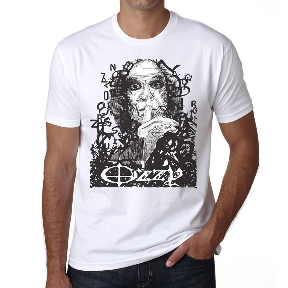 Ozzy Osbourne The Prince of Darkness T-shirt for mens, short sleeve, cotton tshirt, men t shirt 00034