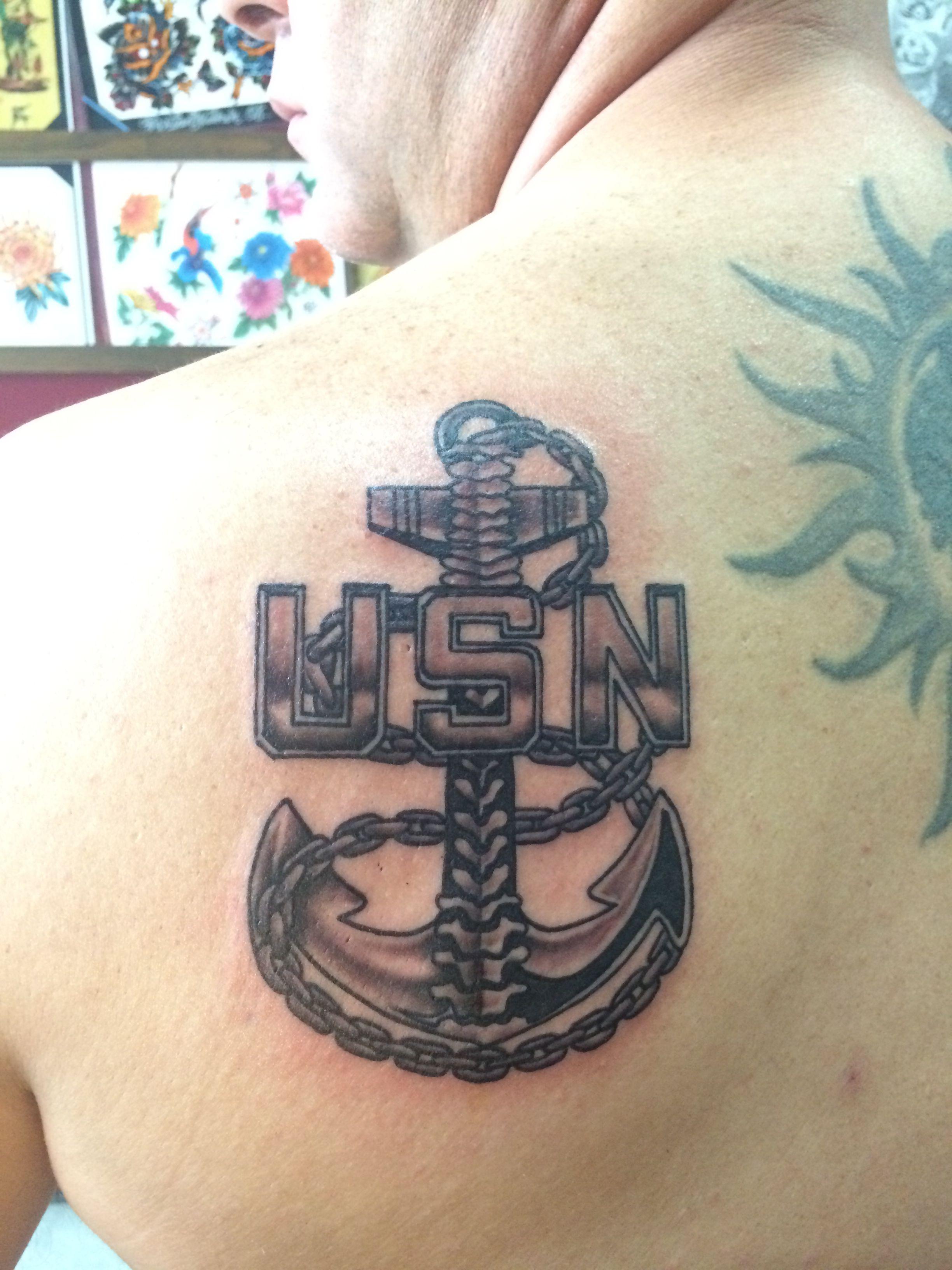 United states navy tattoos