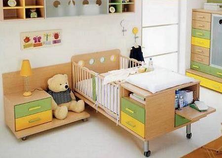 cama cuna circulos | alcobas infantiles | pinterest | imagenes de ... - Tiendas De Cunas Para Bebes