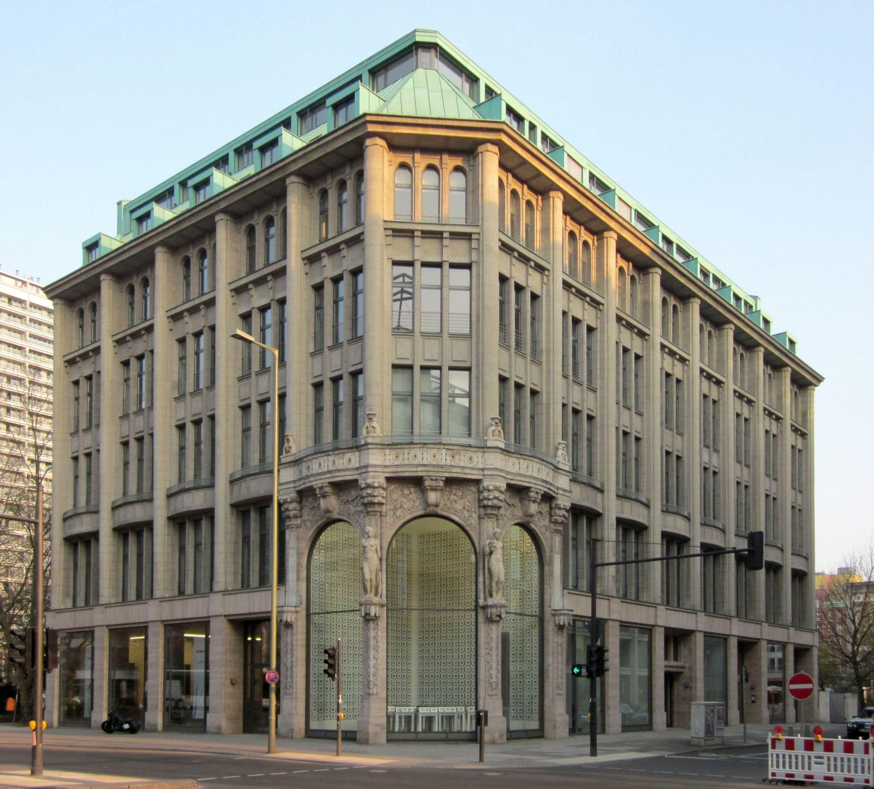 Hermann Muthesius Tuteur Haus Berlin History
