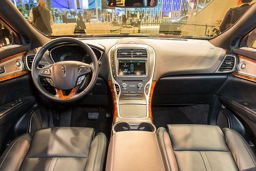 Cool Lincoln 2017 2016 Lincoln MKZ Interior Check more at