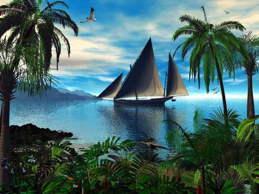 Outdoor Wallpaper Desktop 3d Nature Desktop Wallpapers Full