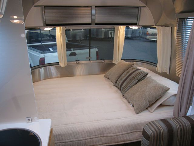 Airstream Sport 22fb The Electronically Braked Caravan For