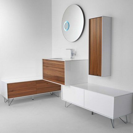 meubles de salle de bain cooke lewis castorama bath. Black Bedroom Furniture Sets. Home Design Ideas