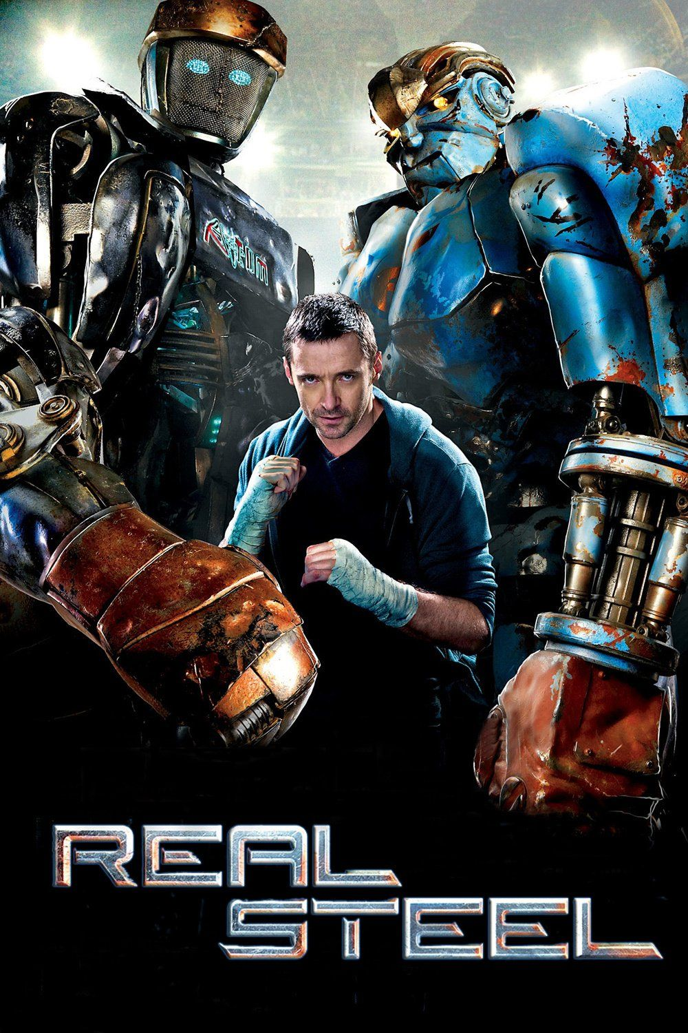 Watch Real Steel full HD movie online - #Hd movies, #Tv series online,  #fullhd, #fullmovie, #hdvix, #movie720pIn the near-future, Charlie Kenton  is a ...