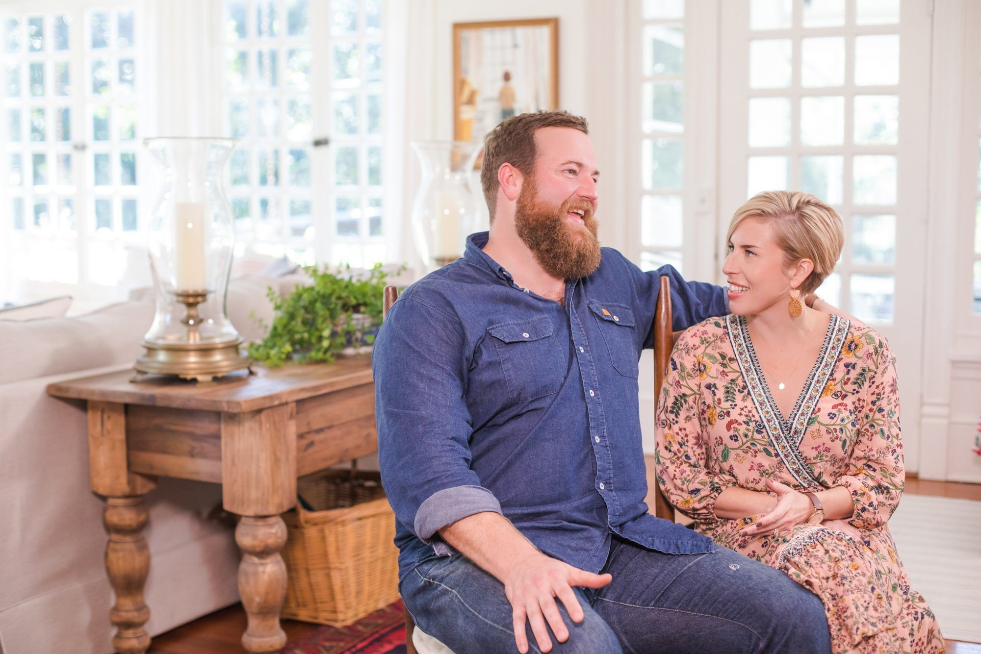 Erin Napier On Why You Should Keep Old Hardwood Floors In 2021 Erin Napier Erin Bed Rails For Toddlers