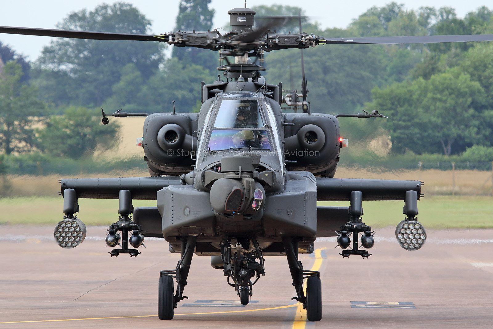 Q-29 AH-64D KLU, 301 Squadron, Gilze Rijen AB