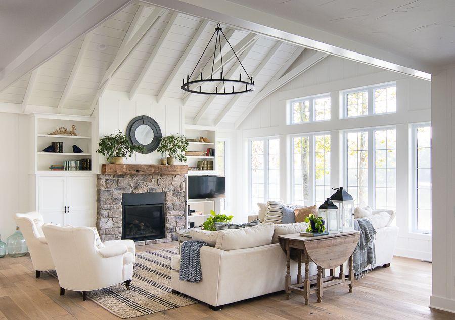 Friday Feels Hidden Tv Cabinet Built Ins Decor Home Living