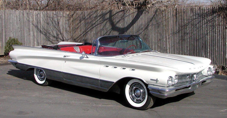 1960 buick electra convertible - photo #5