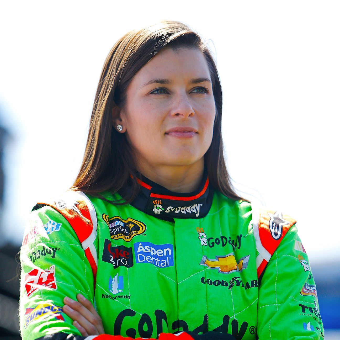 Danica Patrick grinded her way to a ninth-place finish Sunday in her 90th career start, surpassing Janet Guthrie, who had five top 10s in 33 career starts