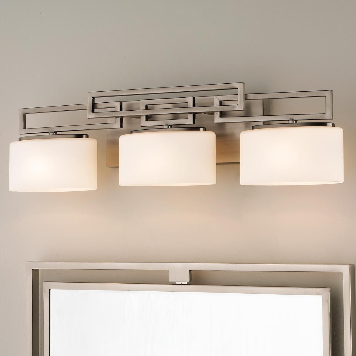 Modern Grid Bath Light 3 Light Black Bathroom Light Fixtures Traditional Bathroom Lighting Hanging Light Fixtures