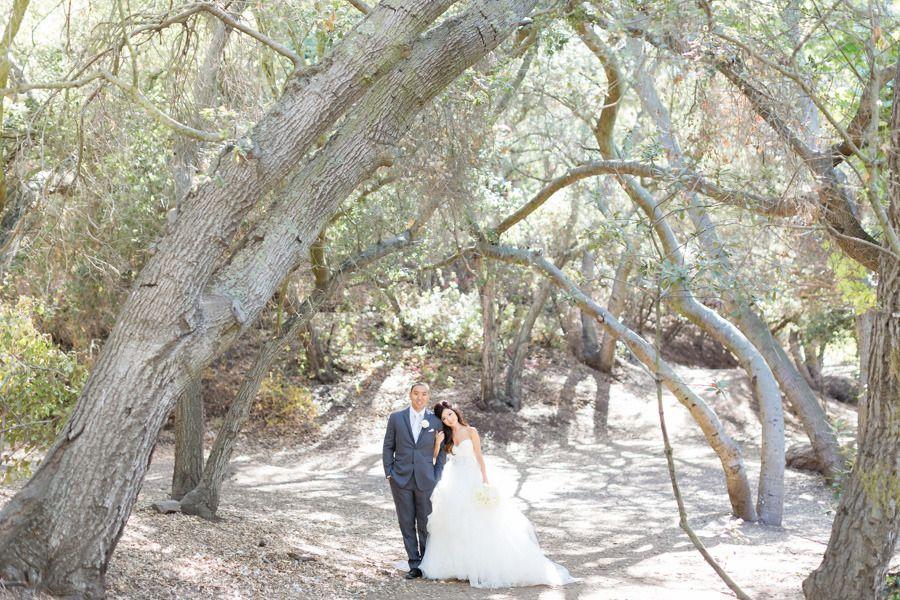 Shabby Chic Calamigos Ranch Wedding Calamigos ranch