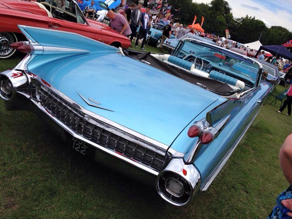 2015 American Classic car show