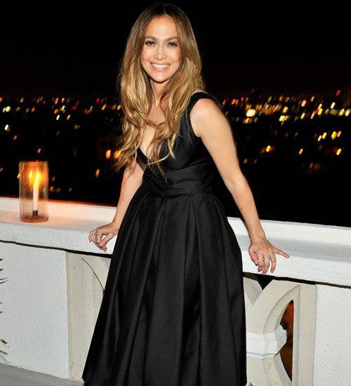 Jennifer Lopez'in Dsquared şıklığı