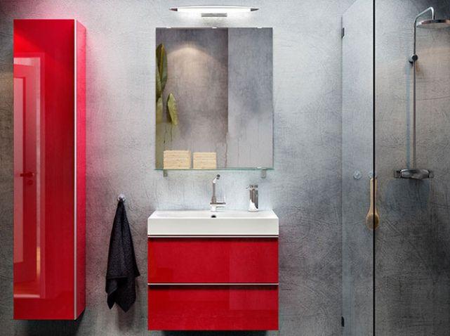 Salle De Bains Beton Ikea | Bathroom | Pinterest