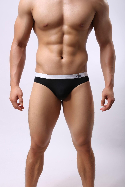 3pc/lot fashion men\'s underwear holiday Sexy Bikini men\'s briefs ...