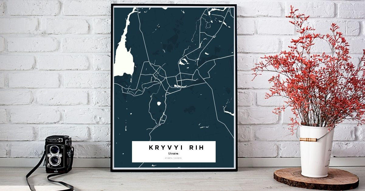 Kryvyi RihKryvyi RihKryvyi Rih Custom Map Maker Make Your Own