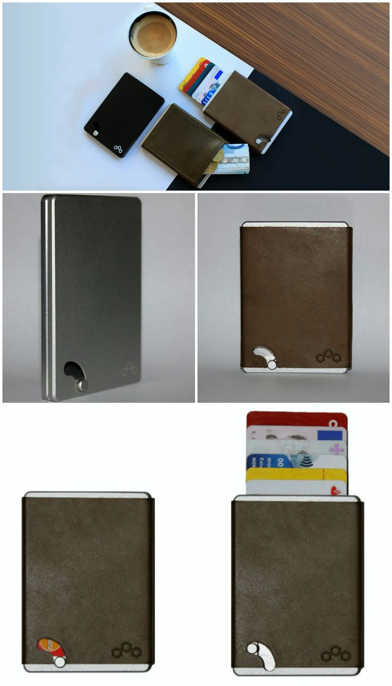 Craft Wallet Best Slim Wallet Modern Wallet Wallet