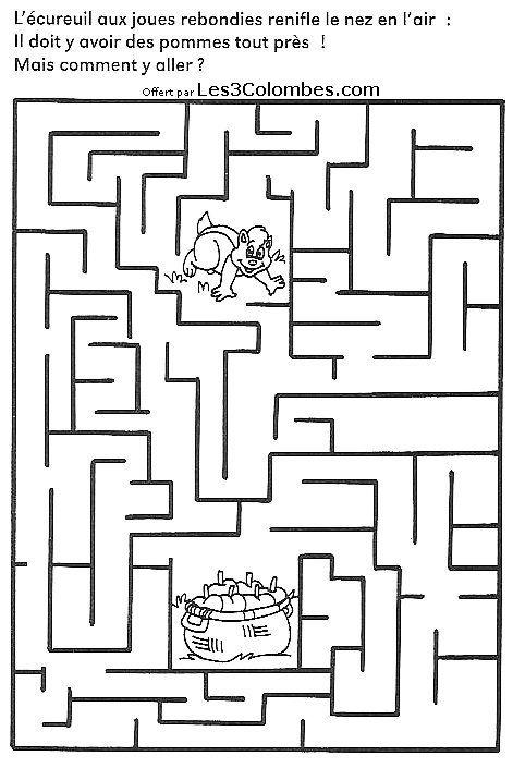 labyrinthe dessin 37 jeu labyrinthe pinterest labyrinthe