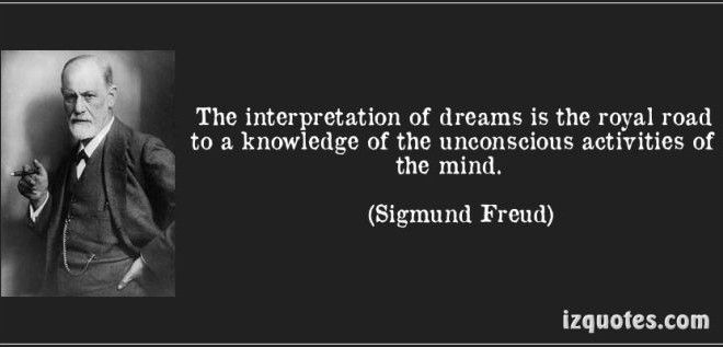 Sigmund Freud Quotes About Dreams Quotesgram Freud Quotes