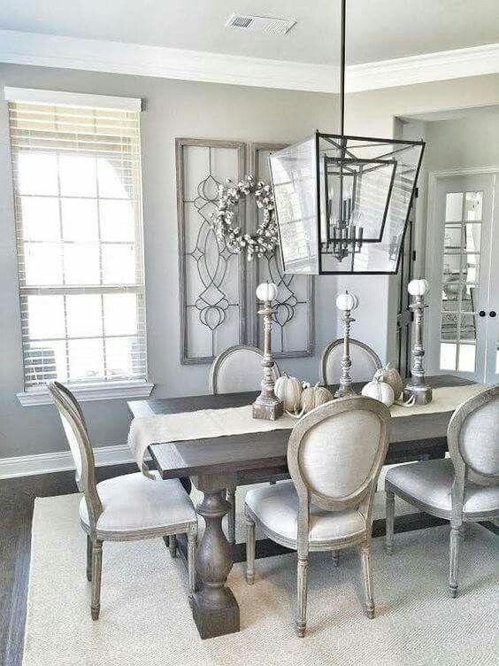 Dining room ideas | Comedores que amo | Pinterest | Decoracion salon ...