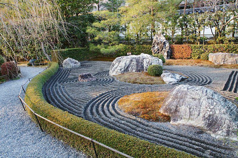 Zen Rock Garden History Philosophy And How To Guide Zen Rock Garden Garden History Rock Garden