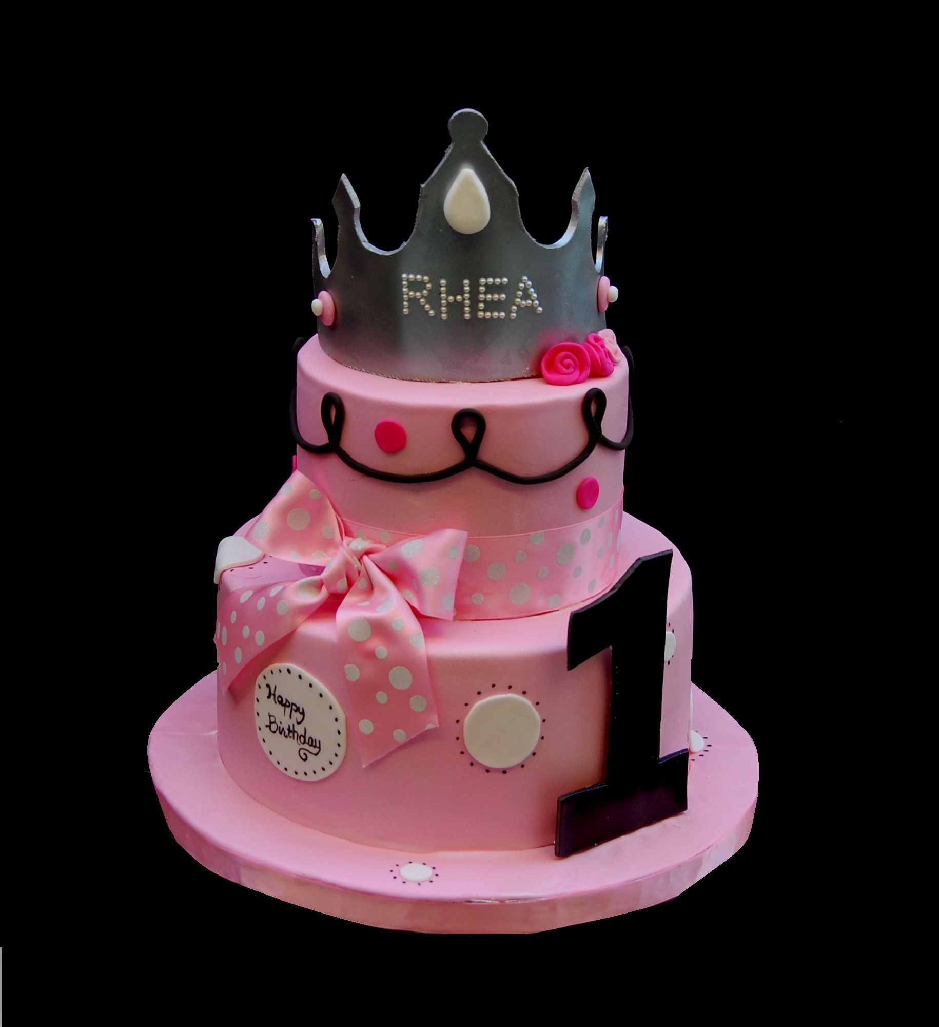 Birthday Cakes For A 2 Year Old Girl Small Birthday Cake For A