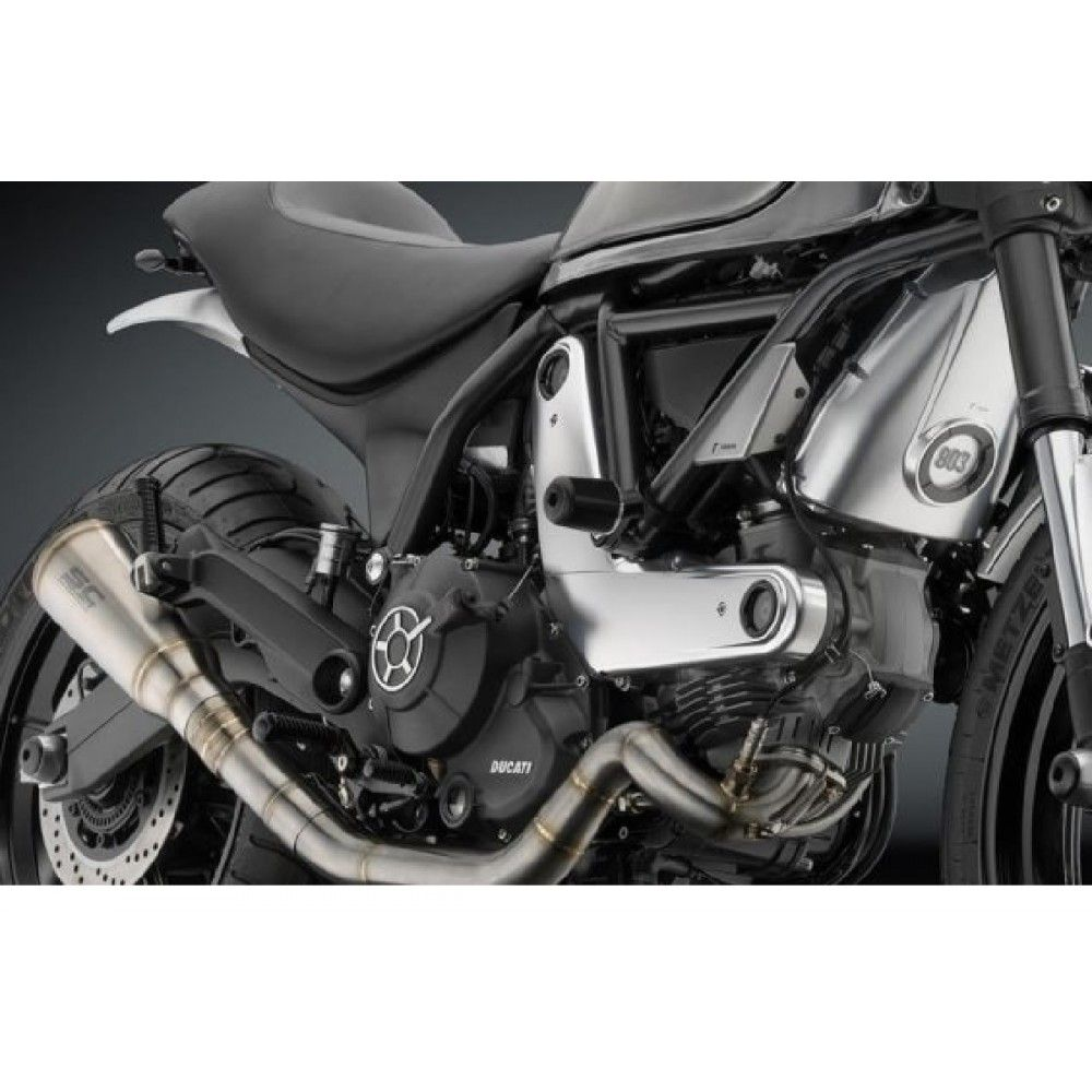 Sc Project Full Exhaust Ducati Cafe Racer Ducati Harley