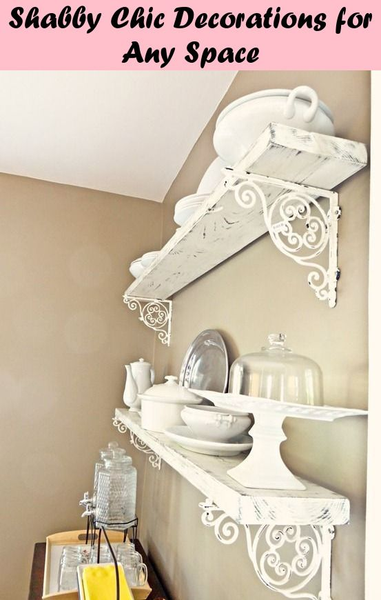 Shabby Chic Decorations for Any Space