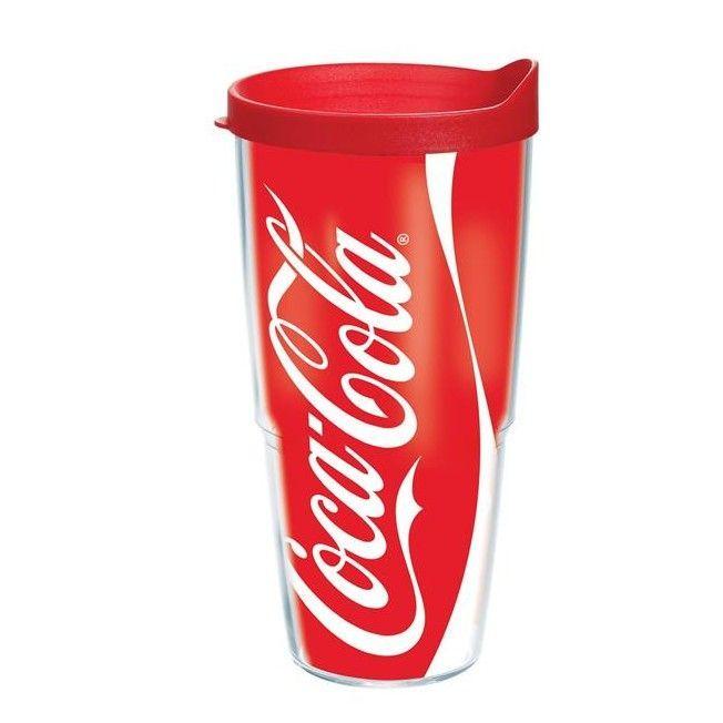 Coca-Cola Coke Can Tumbler
