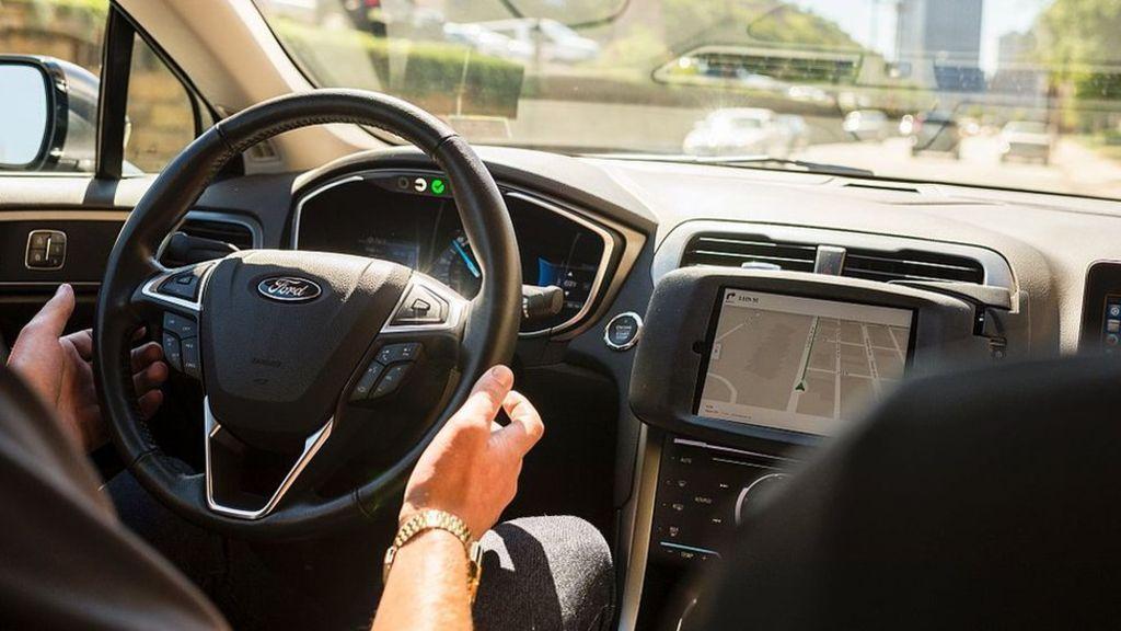 British insurers give us driverless car data bbc news