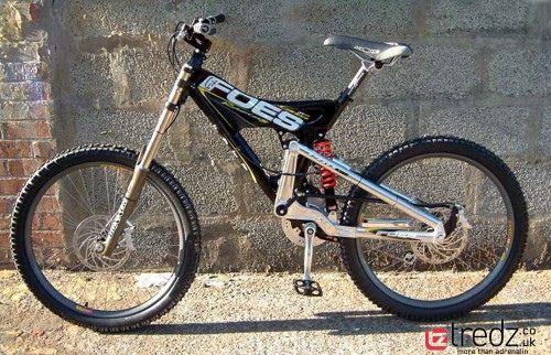 Foes Dhs Mono Custom Built Downhill Mountain Bike Mtb Cycling