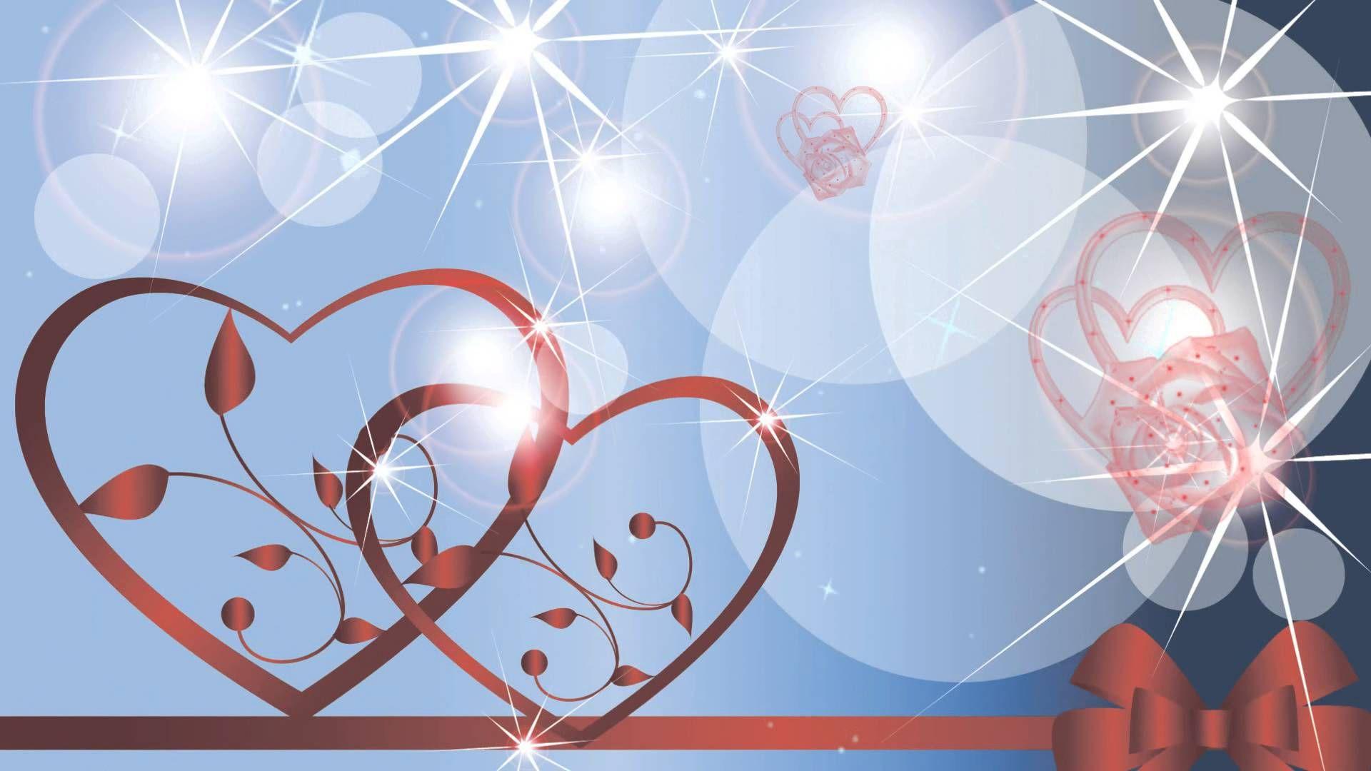 Открытки с днем свадьбы сердце