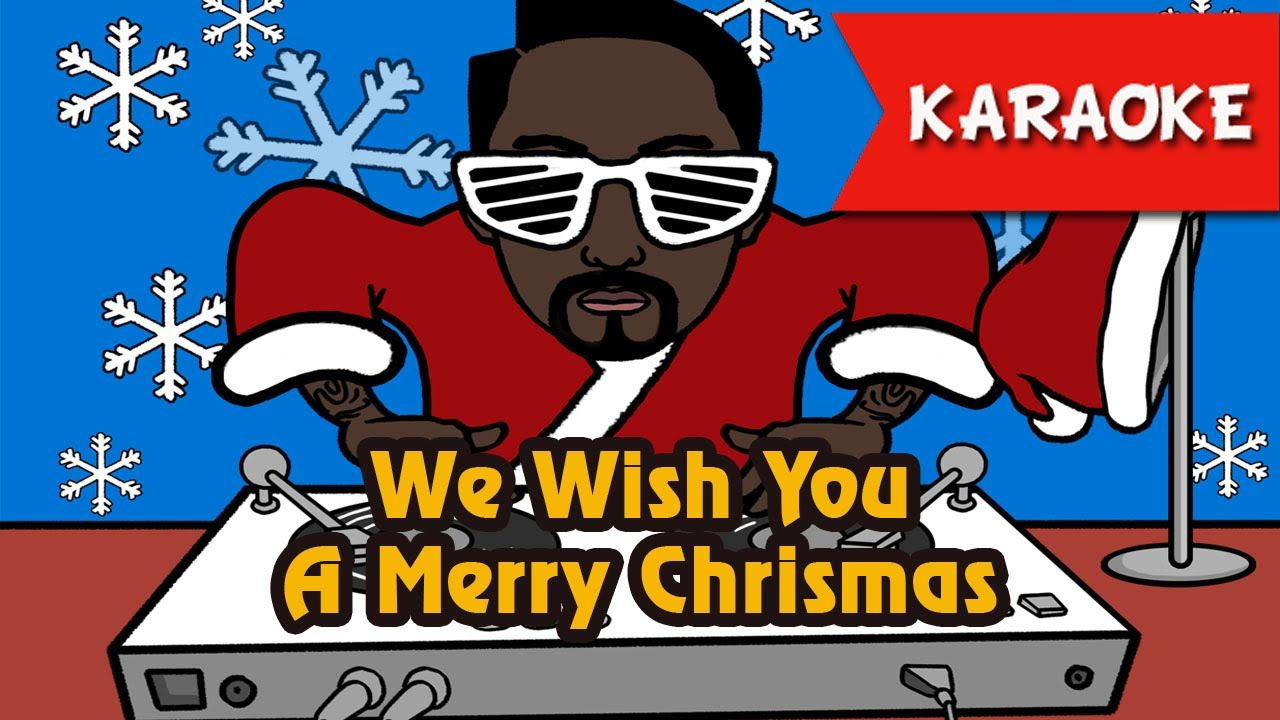 We Wish You a Merry Christmas Karaoke & more Bedtime Stories for ...