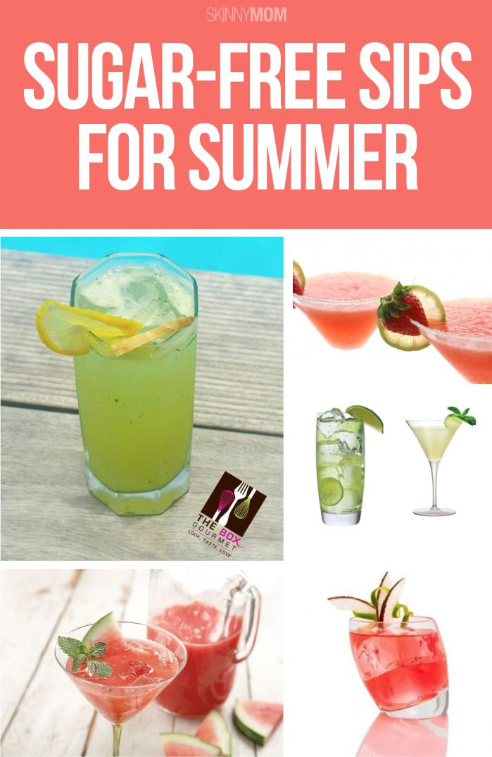 Sip On Sugar Free Cocktails This Summer Sugar Free Cocktails Alcoholic Drinks For Diabetics Diabetic Drinks